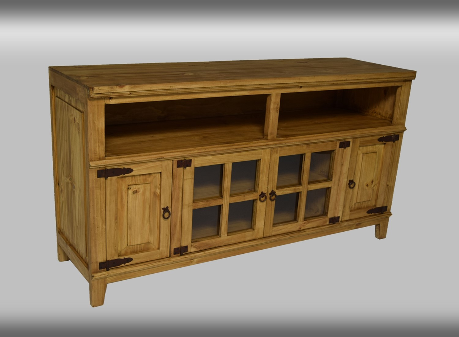 Natural Hacienda TV Stand 72
