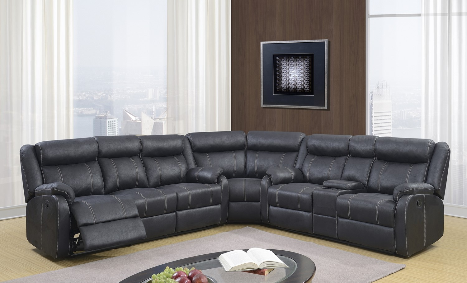 7303 Onyx Sectional